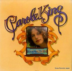キャロル・キング - wrap around joy - SP77024