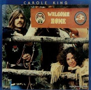 キャロル・キング - welcome home - SW-11785