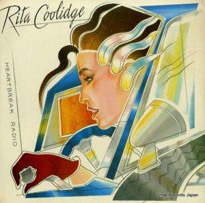 リタ・クーリッジ - heartbreak radio - SP-3727