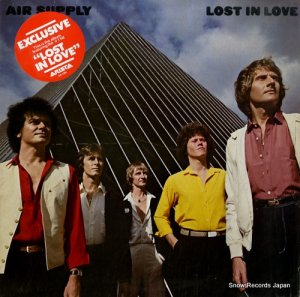 エア・サプライ - lost in love - AL9530