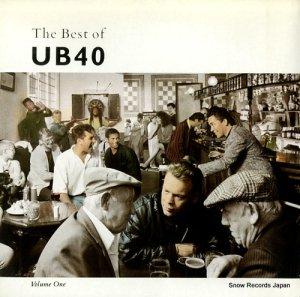 ユー・ビー・フォーティ - the best of ub 40 - UBTV1