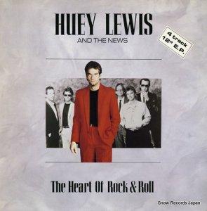 ヒューイ・ルイス・アンド・ザ・ニュース - the heart of rock & roll - HUEYX4