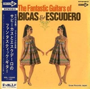 サビーカス&エスクデーロ - ファンタスティック・ギター - SDL-10285