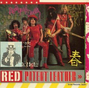 ニューヨーク・ドールズ - red patent leather - FC007