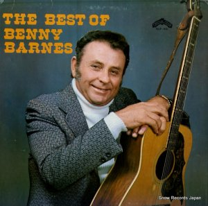 ベニー・バーンズ - the best of benny barnes - CCLP-1016 (#107964)