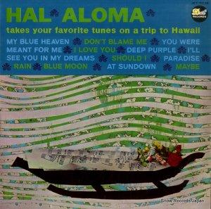 ハル・アロマ - 夜のスチール・ギター - JET-7026
