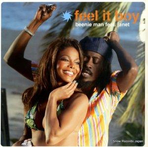 ビーニ・マン - feel it boy - 724383884612