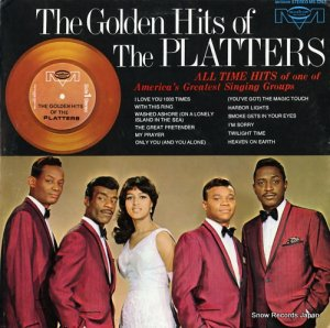 プラターズ - the golden hits of the platters - MS3251 (#108295)