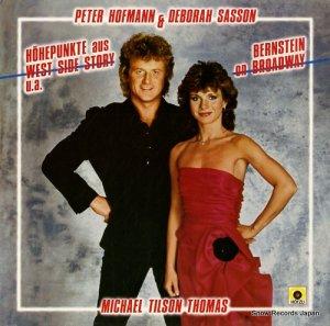 ペーター・ホフマン&デボラ・サソン - bernstein on broadway - FM39535