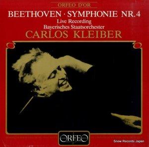 カルロス・クライバー - beethoven; symphonie nr.4 - S100901B