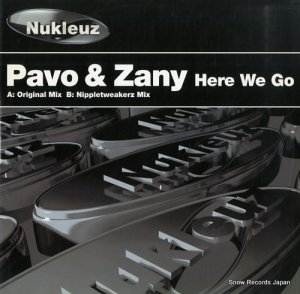 PAVO & ZANY - here we go - 0533PNUK (#108363)