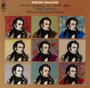 ブルーノ・ワルター - schubert; symphony no.9 in c major