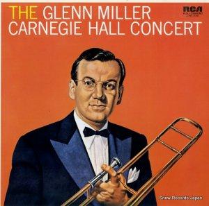 グレン・ミラー - カーネギー・ホール・コンサート - RJL-2598(M)