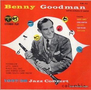 ベニー・グッドマン - 1937-38 jazz concert - EM-93
