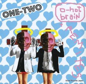ONE-TWO - o-hot brain - 88697074931