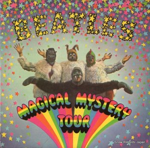 ザ・ビートルズ - magical mystery tour - SMMT-1