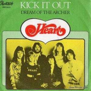ハート - kick it out - PRT5591 (#s20983)