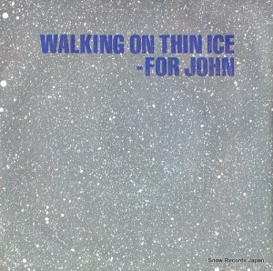 オノ・ヨーコ - walking on thin ice - GEF49683 (#s20995)