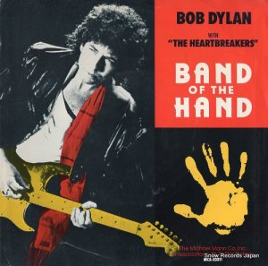 ボブ・ディラン - band of the hand - MCA-52811 (#s20998)