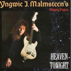 イングヴェイ・マルムスティーン - heaven tonight - 887518-7