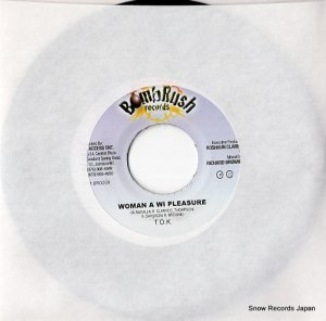 T.O.K. - woman a wi pleasure - DSR-282