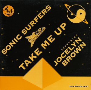 SONIC SURFERS - take me up - 12FW008