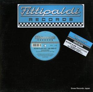 オリバー・クレイン - shakedown (the remixes) - FIT005R
