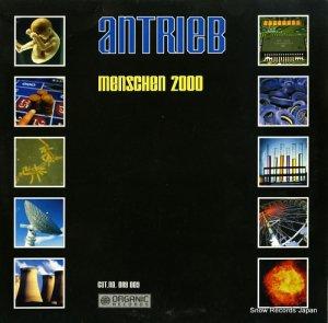ANTRIEB - menschen 2000 - ORG009