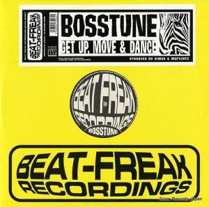 BOSSTUNE - get up, move & dance - B.F008