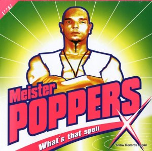MEISTER POPPERS - what's that spill - 579891-1