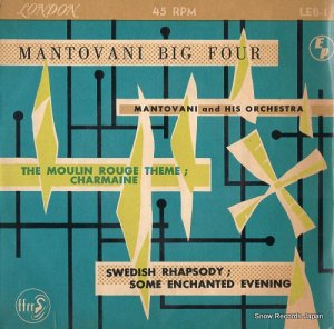 マントヴァーニ管弦楽団 - マントヴァーニ・ビッグ・フォア - LEB-1