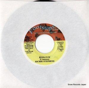 リッチー・ステファンス - rematch - DSRASIDE-4432