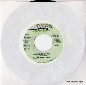 ウェイン・マーシャル - marshall town - BYMG1016