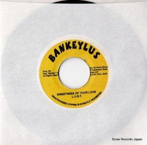 L.U.S.T. - sweetness of your love - DSRASIDE-21120