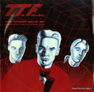 THE TIME FREQUENCY - the power zone ep - KGBT010