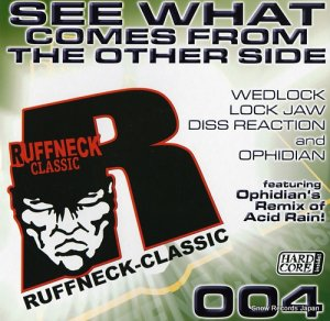 V/A - see what comes from the other side - SORL-RNC004