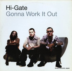 HI-GATE - gonna work it out / everyface - UL085-6