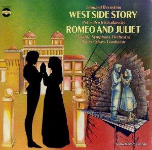 ロバート・ショウ - bernstein; west side story - VCL9002