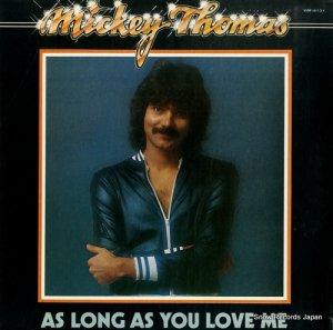 ミッキー・トーマス - 愛は永遠に - VIM-6131