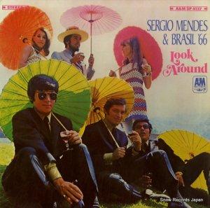 セルジオ・メンデスとブラジル'66 - look around - SP4137