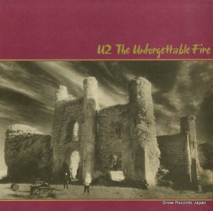 U2 - the unforgettable fire - 90231-1