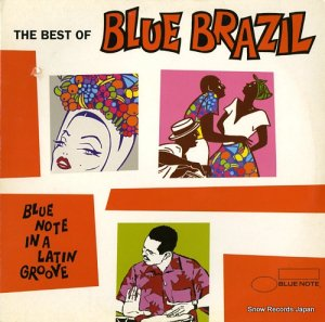 V/A - the best of blue brazil - 7243-5-33994-1-2