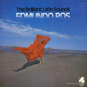 エドモンド・ロス - 華麗なるラテン・サウンドのすべて - GSW513-4