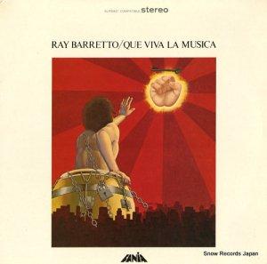 レイ・バレット - que viva la musica - SLP00427