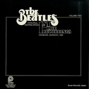 ザ・ビートルズ - 1st live recordings volume two - SPC-3662