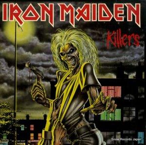 アイアン・メイデン - killers - EMC3357