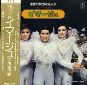 宝塚歌劇団月組 - グランド・レビュー・イマージュ - AX-8036