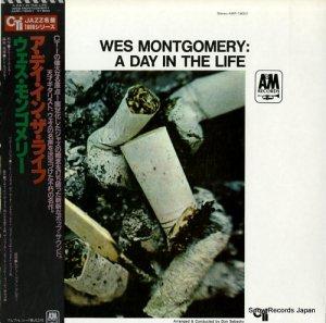 ウェス・モンゴメリー - ア・デイ・イン・ザ・ライフ - AMP-18001