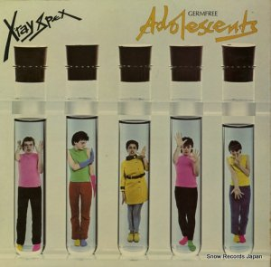 X-RAY SPEX - germ free adolescents - INS3023