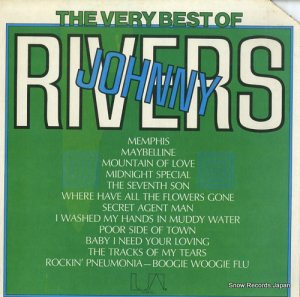 ジョニー・リバース - the very best of johnny rivers - UA-LA253-G